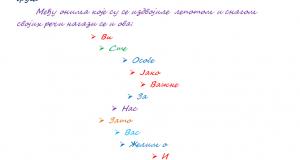Порука 1